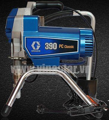 Máy phun sơn Graco 390PC giá rẻ