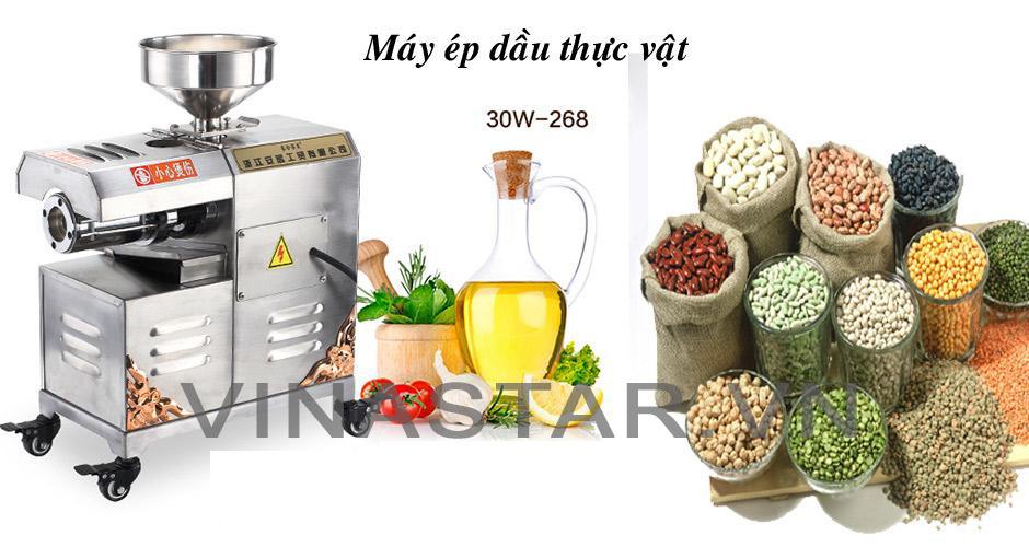 Máy ép dầu thực vật 30W-268