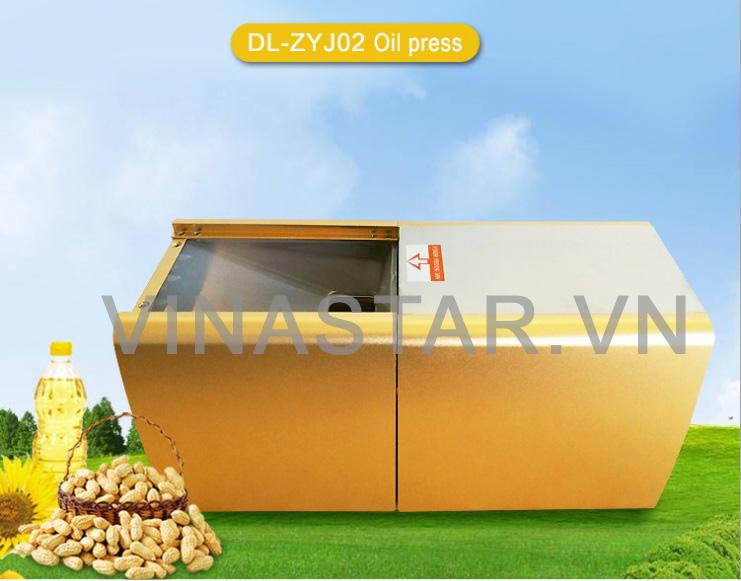 Máy ép dầu thực vật gia đình DL-ZYJ02