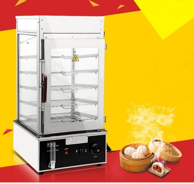 Tủ hấp bánh bao H-500