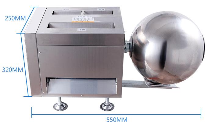 Máy làm viên hoàn mềm DZ-20 giá rẻ nhất
