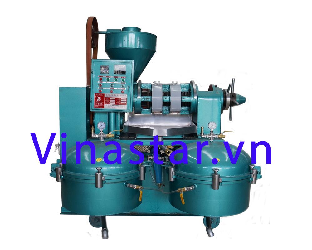Máy ép dầu thực vật Guangxin YZLXQ130 -1