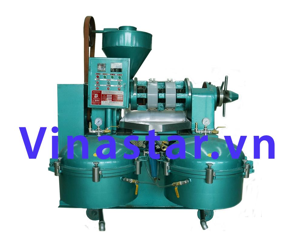 Máy ép dầu thực vật Guangxin YZLXQ120 1