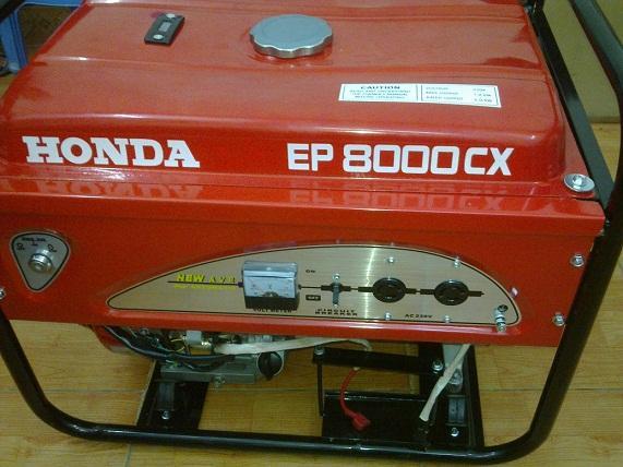 Máy phát điện Honda EP8000CX(đề nổ)