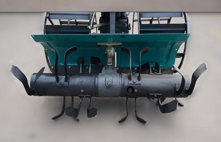 Máy xới đất dàn xới đằng trước NG-1WG4 (1Z-41A)