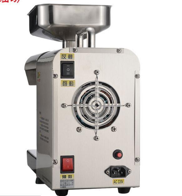 Máy ép dầu thực vật YF-J503-1 2