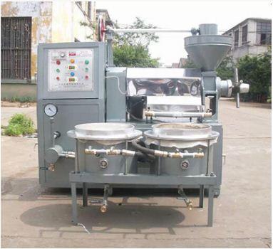 Máy ép dầu thực vật 6YL-100A