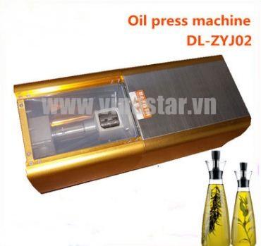 Máy ép dầu thực vật, dầu lạc DL-ZYJ02