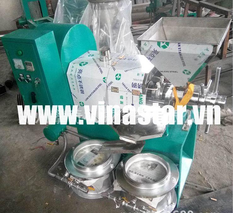 Máy ép dầu thực vật VN-40a