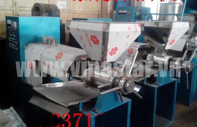 Máy ép dầu công nghiệp 6YL-100
