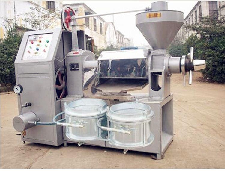 Máy ép dầu thực vật 6YL-150A 1