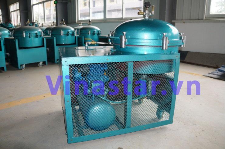 Máy lọc dầu giá rẻ nhất YGLQ600x1 (Bình đơn)
