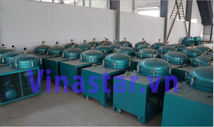 Máy lọc dầu YGLQ600x1 giá rẻ
