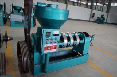 Máy ép dầu lạc YZYX130WK (18,5KW) 1