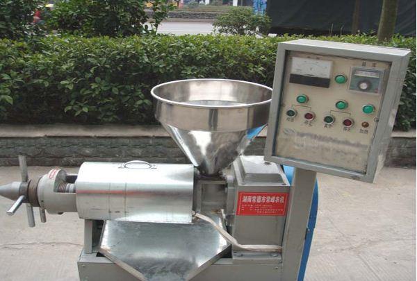 Máy ép dầu lạc YZYX-60 | Máy ép dầu giá rẻ