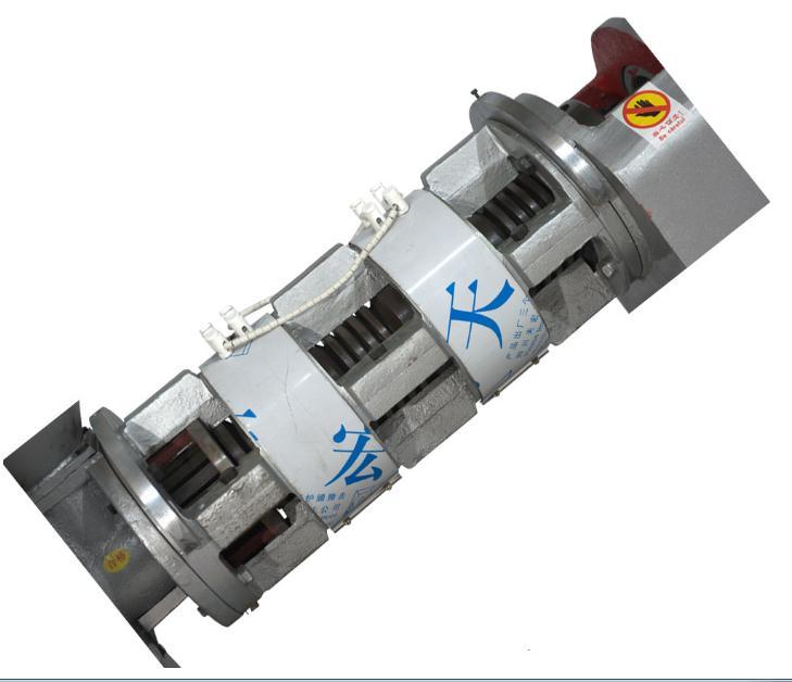 Máy ép dầu lạc Guangxin YZYX90WK -3