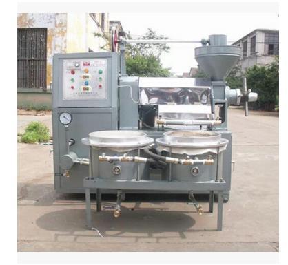 Máy ép dầu công nghiệp có bình lọc 6YL-120A 1
