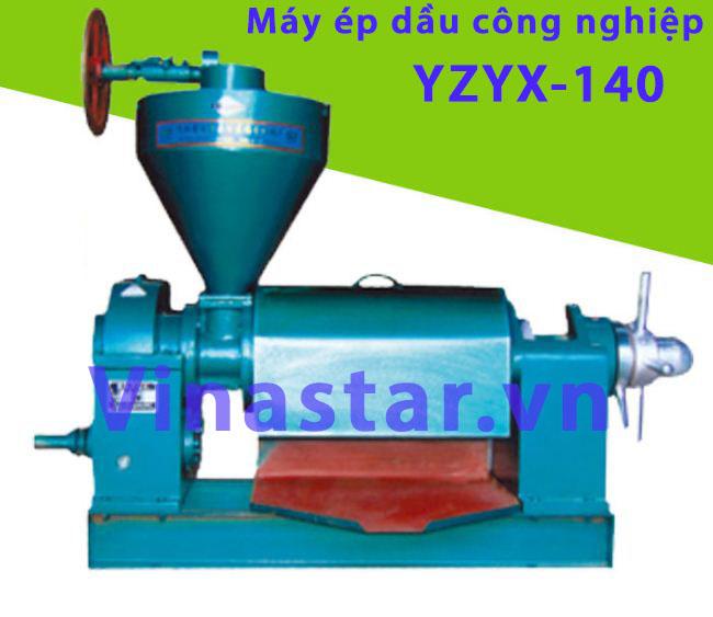 Máy ép dầu công nghiệp giá rẻ YZYX-140