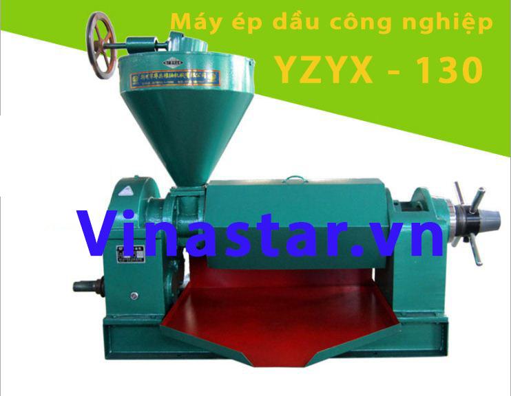 Máy ép dầu thực vật công nghiệp YZYX-130