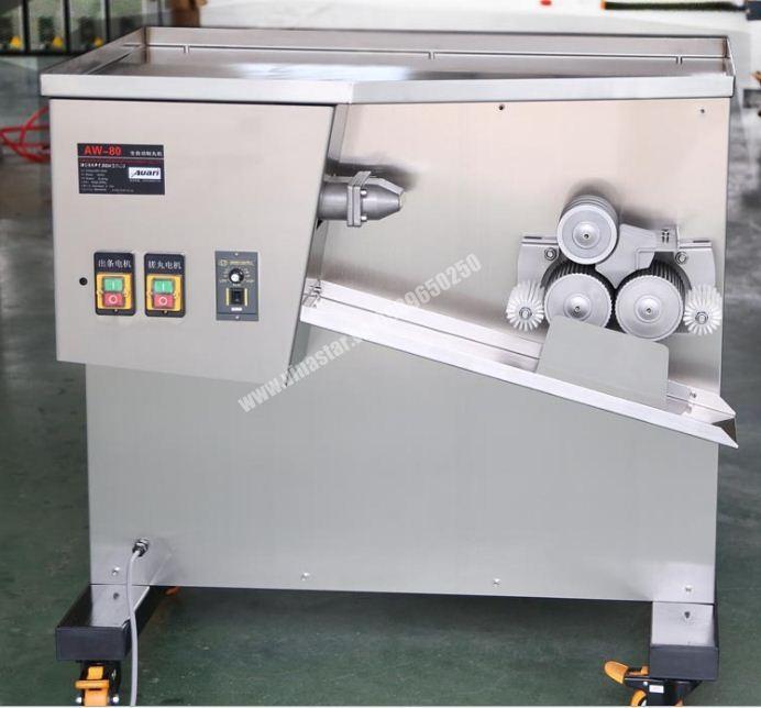 Máy làm viên hoàn tự động 3 line VN-80