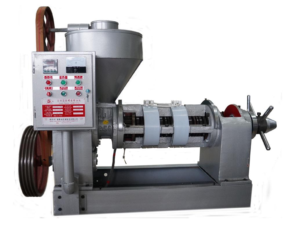 Máy ép dầu công nghiệp Guangxin YZYX10J-2WK