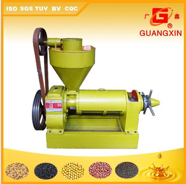 Máy ép dầu lạc Guangxin YZYX90